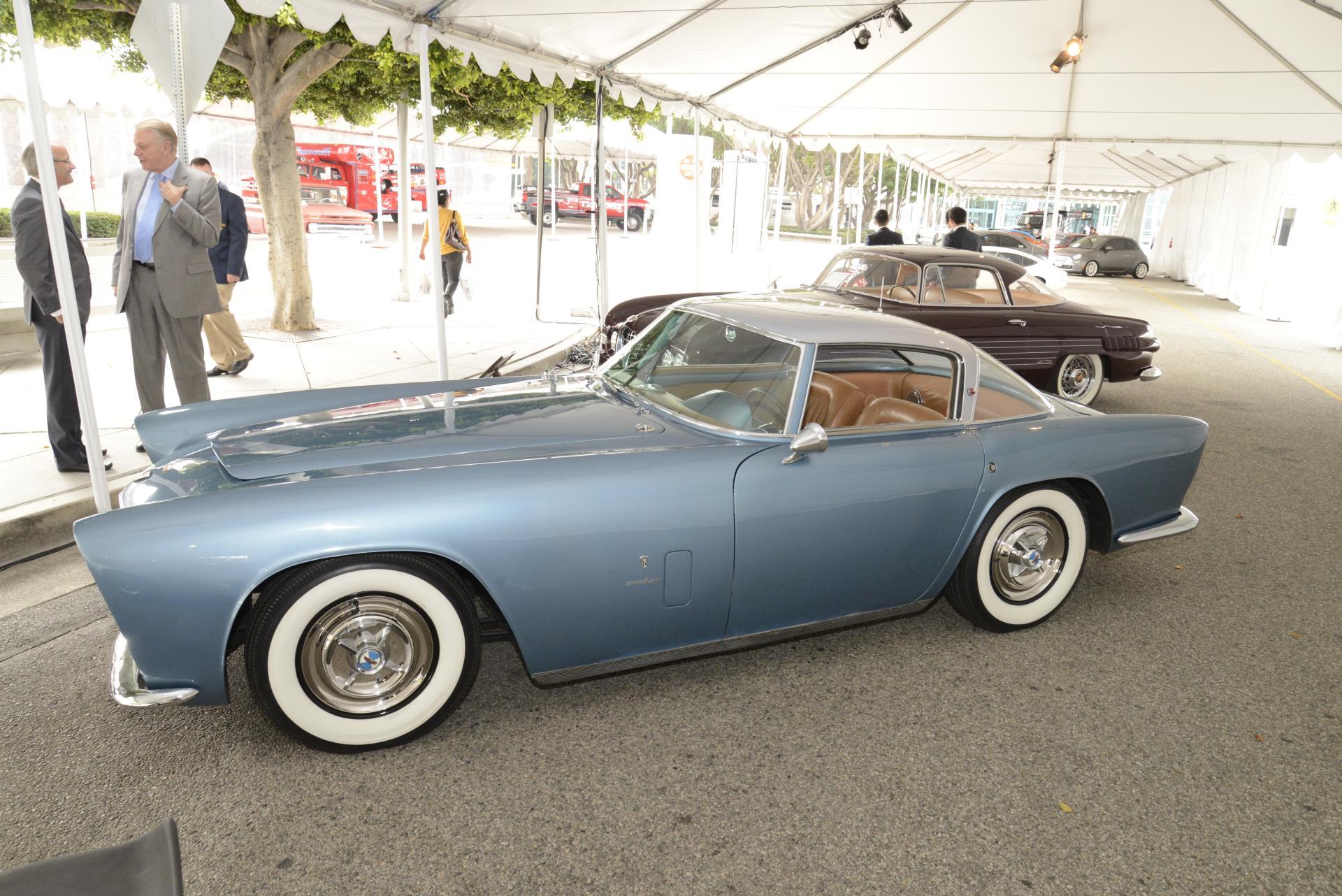 Dodge Zeder Z-250 (1953) - Old Concept Cars