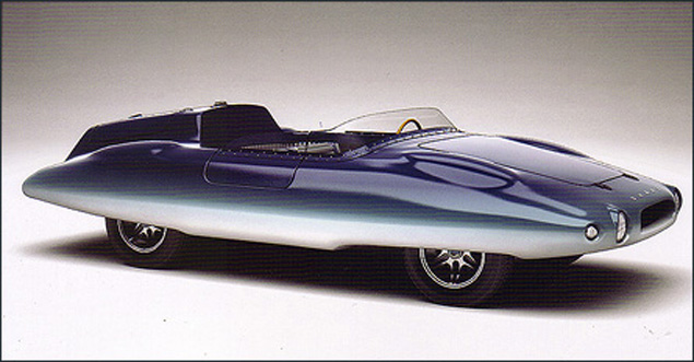 El Tiburon Roadster Shark 1962 Old Concept Cars