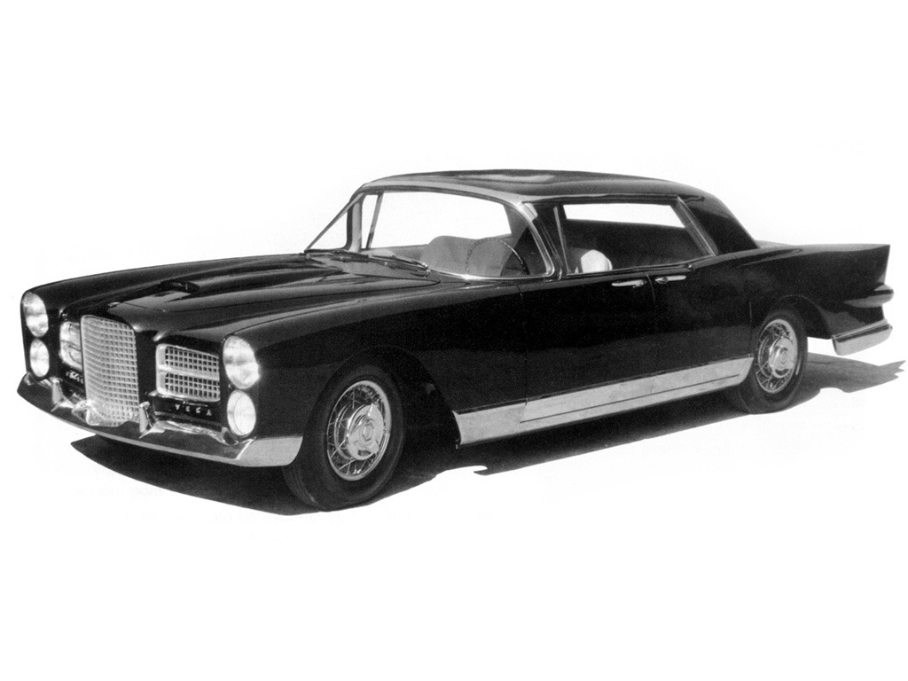 Facel Vega Excellence Prototype (1956)