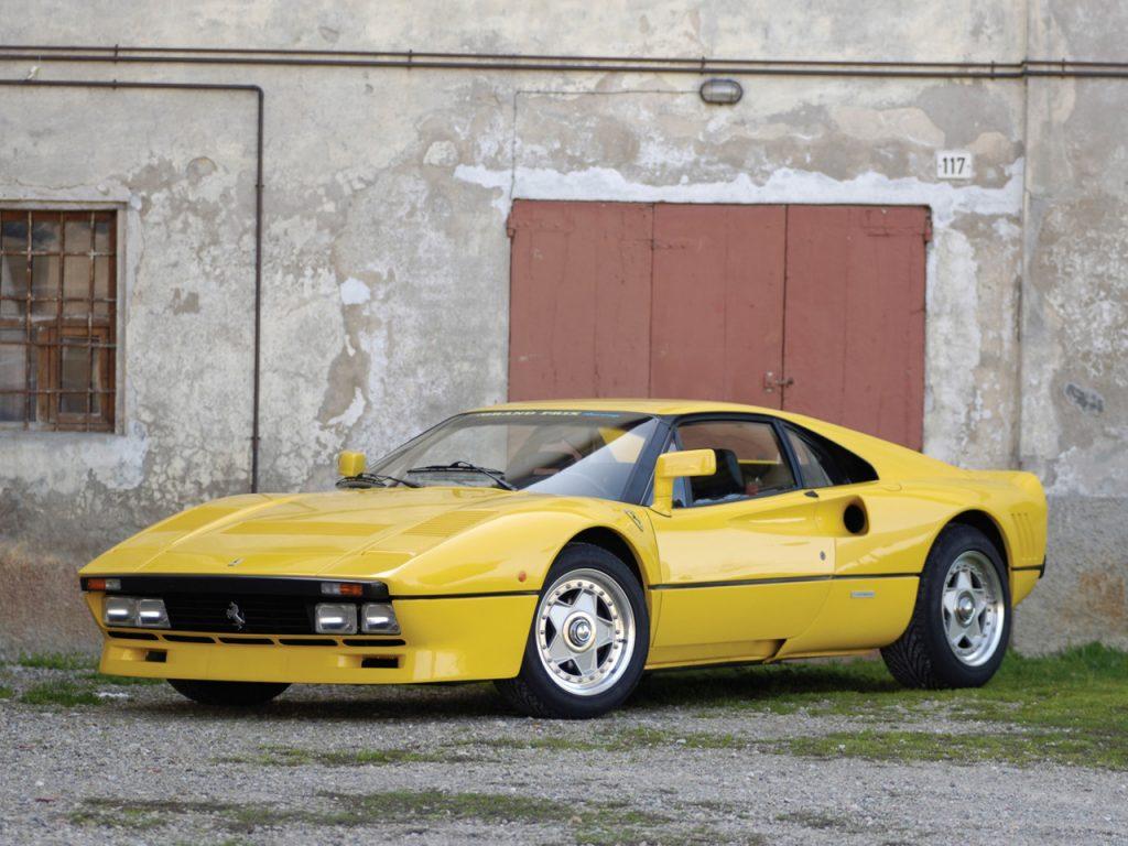Ferrari 288 GTO Prototype (1984)