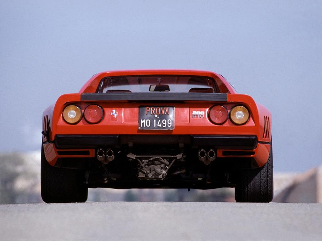 Ferrari 288 Gto Prototype 1984