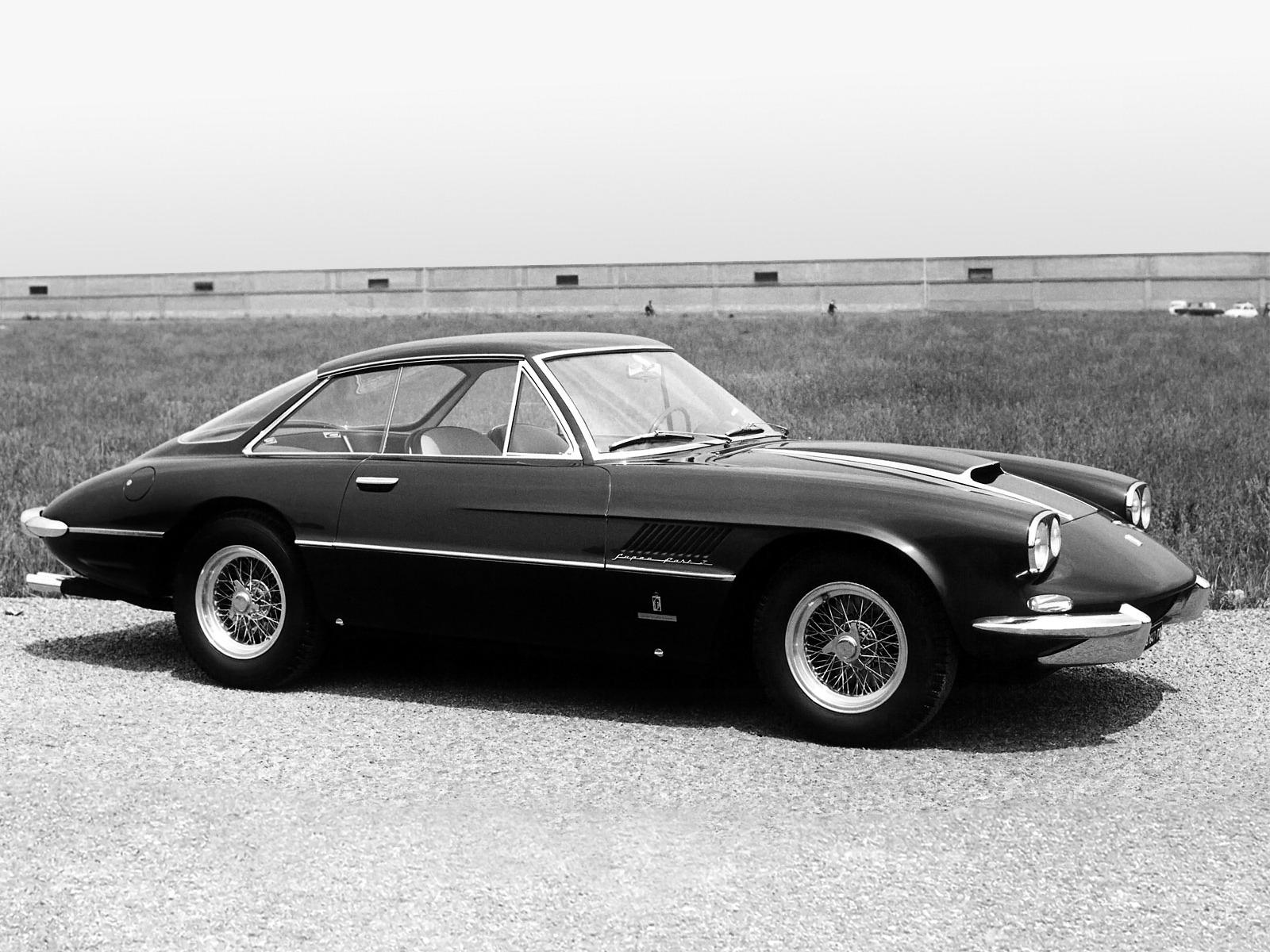 Ferrari 400 Superamerica Superfast Iv Old Concept Cars