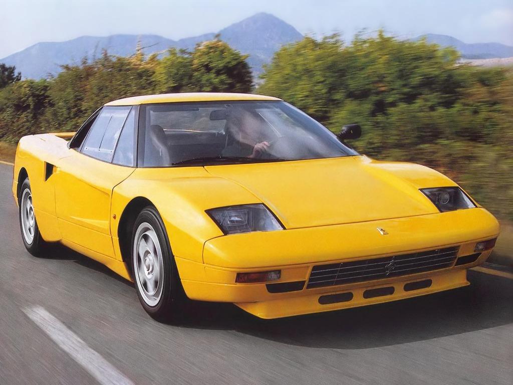 Ferrari 408 Integrale Prototype (1987)