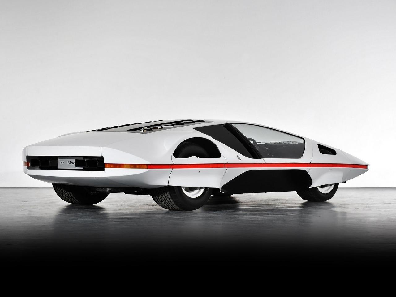 Ferrari 512 S Modulo Concept (1970) – Old Concept Cars