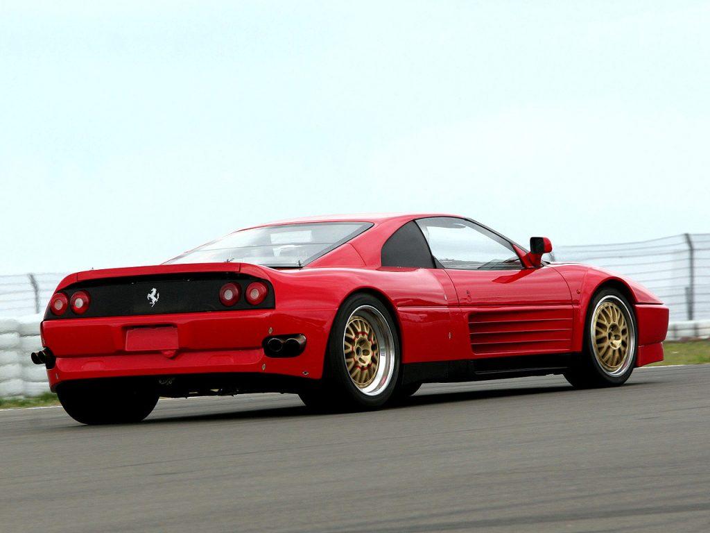 Ferrari Enzo Prototype M3 (2000)