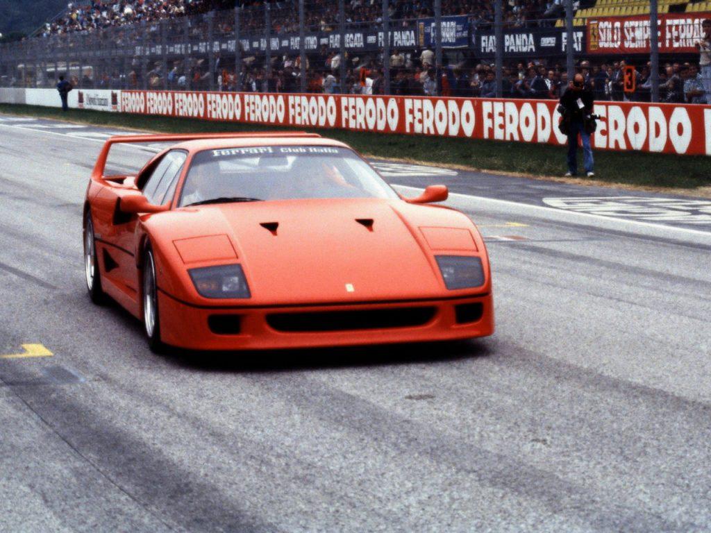 Ferrari F40 Prototype (1987)