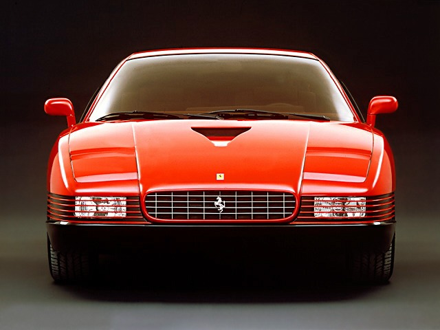 Ferrari Mondial PPG Pace Car (1987)