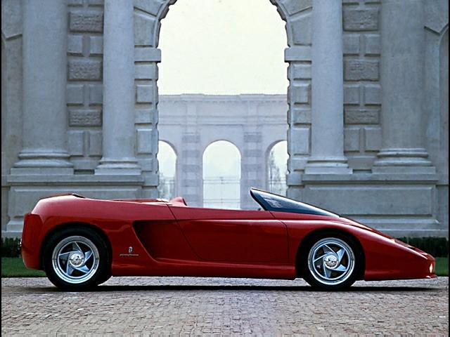 Ferrari Mythos (1989)