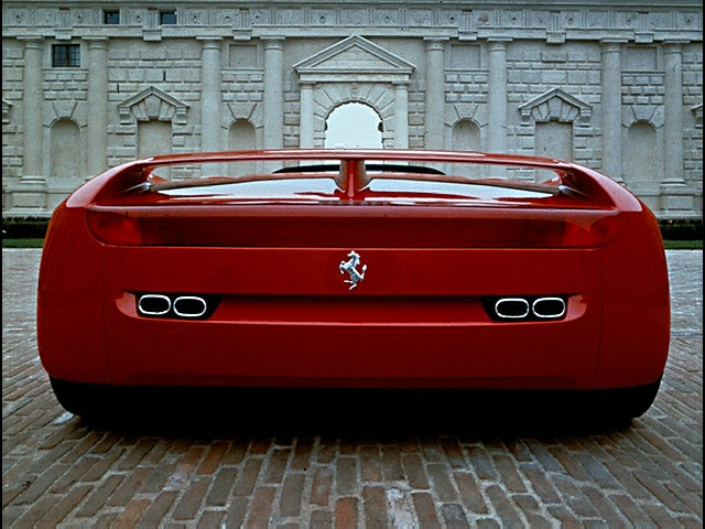 Ferrari Mythos 1989 Old Concept Cars
