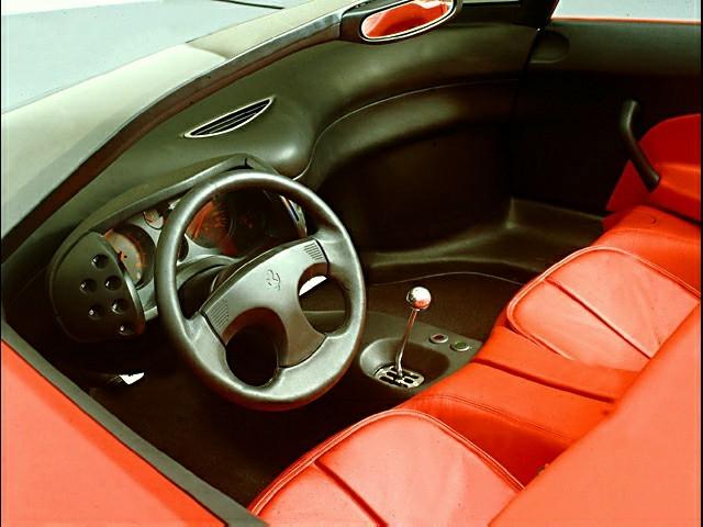 Ferrari Mythos 1989 Old Concept Cars
