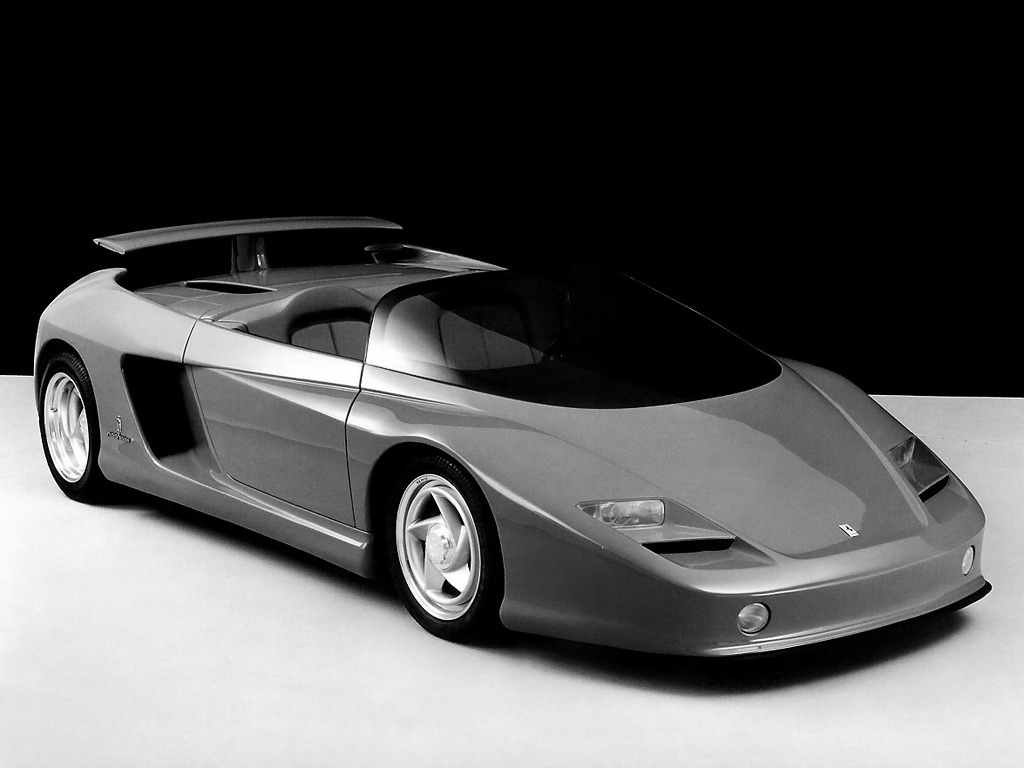 Ferrari Mythos (1989) - Old Concept Cars