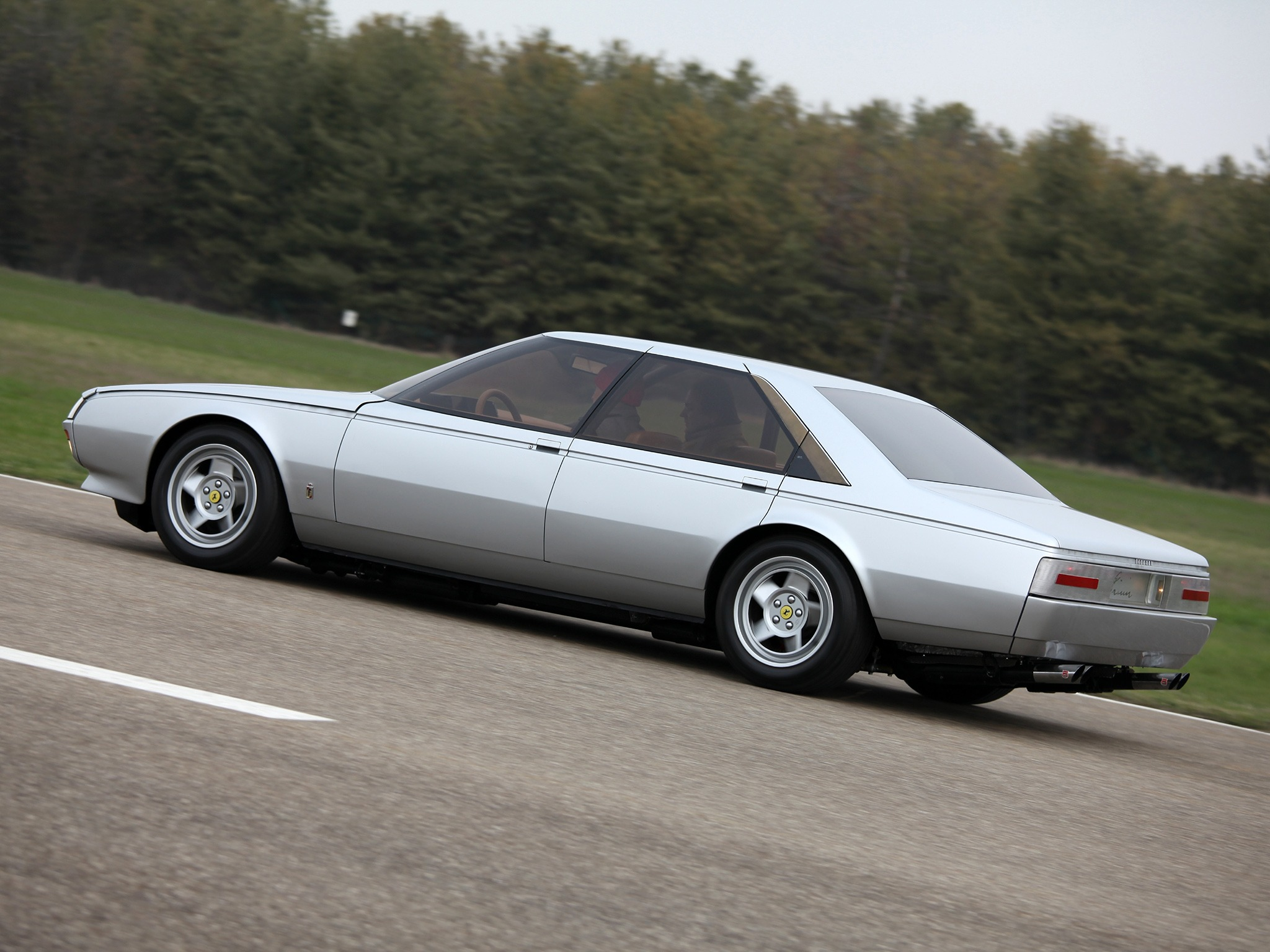 Ferrari Pinin (1980) – Old Concept Cars