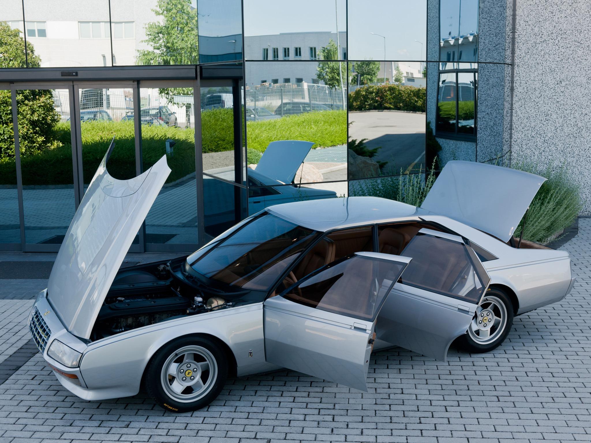 Top 10 Fastest Cars >> Ferrari Pinin (1980) - Old Concept Cars