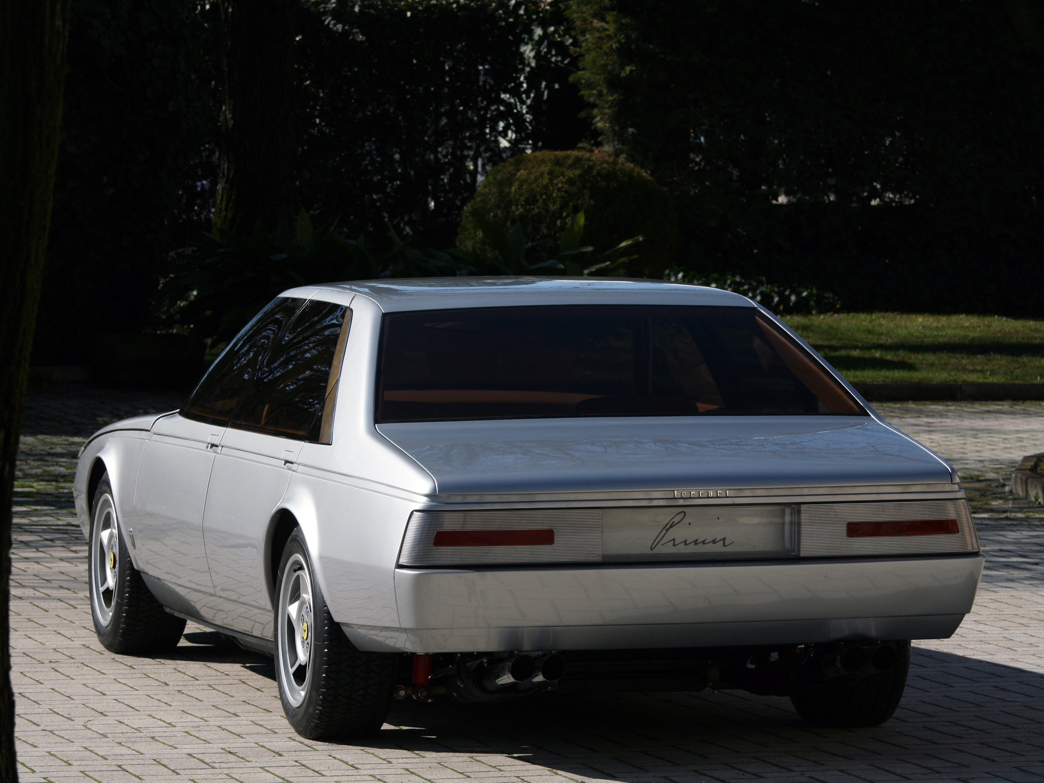 Top Fastest Cars >> Ferrari Pinin (1980) - Old Concept Cars