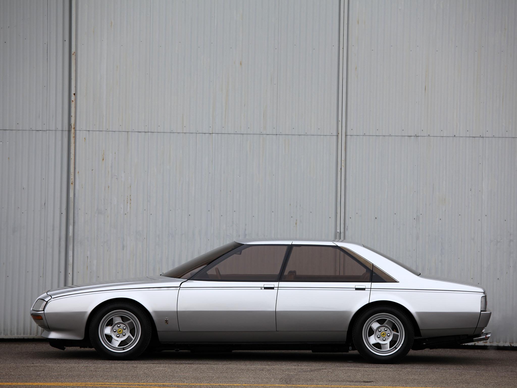 Ferrari Pinin 1980 Old Concept Cars