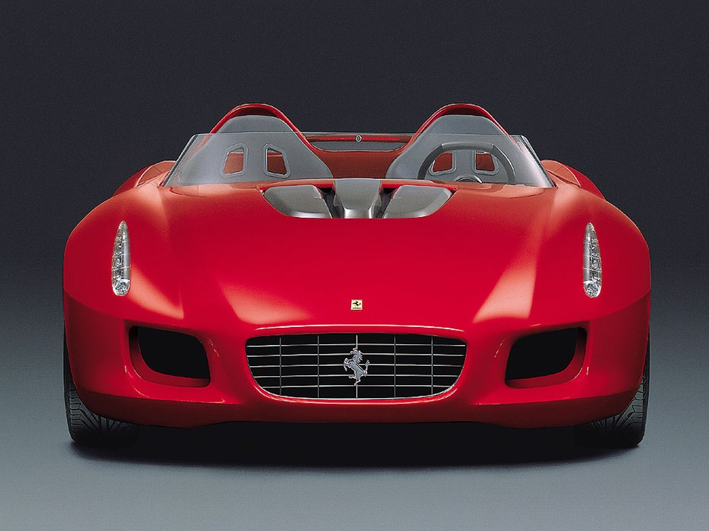 rossa 2000 old concept cars