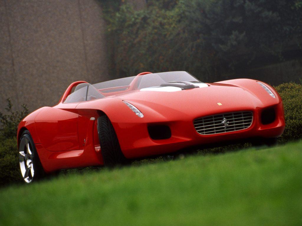 Ferrari Rossa (2000)