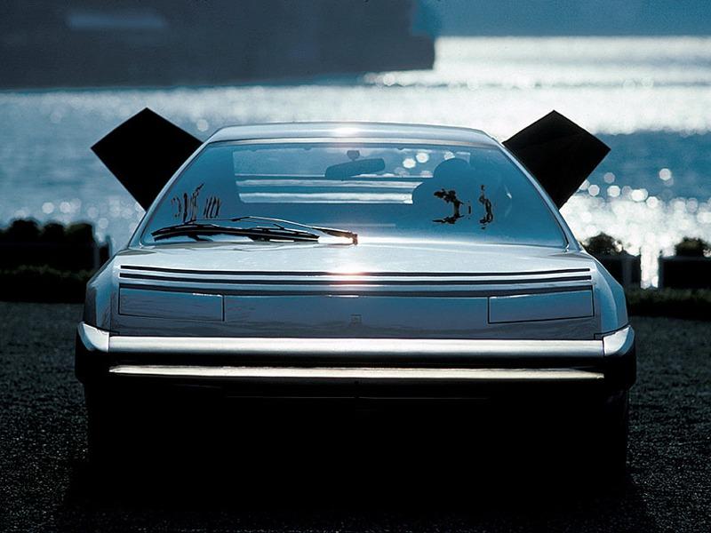 Ferrari Studio Cr25 Concept (1974)