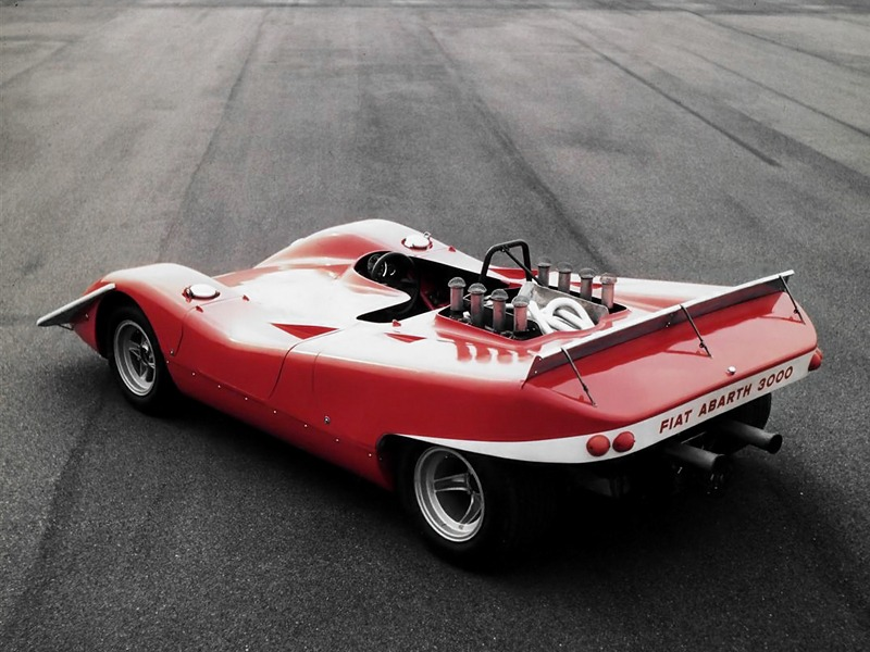 Fiat-Abarth 3000S SE016 Cuneo (1969)