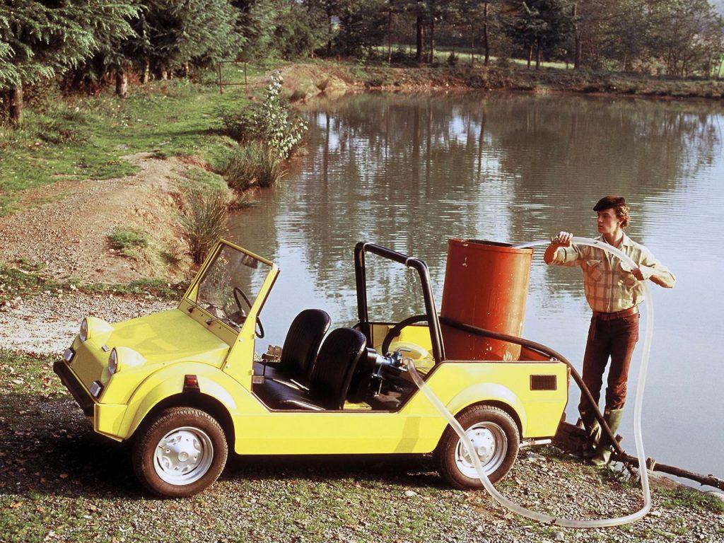 Fiat 126 Cavaletta (1976)