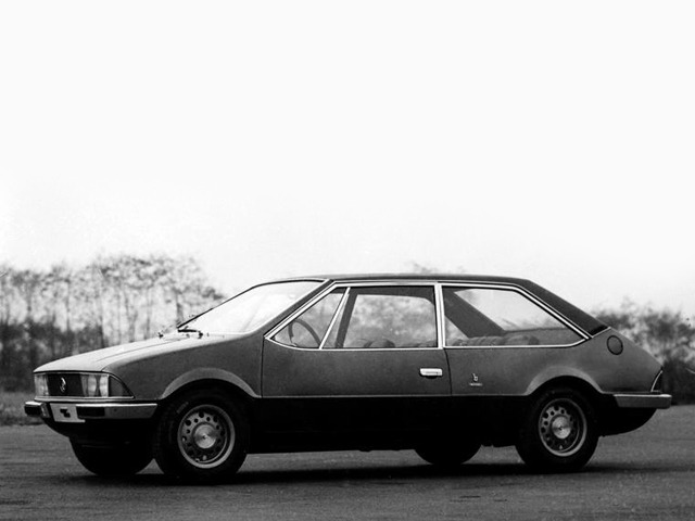 Fiat 128 Coupe (1969)