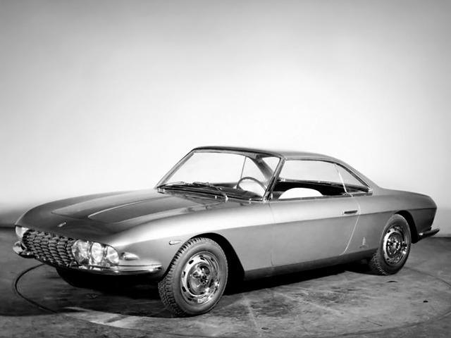 Ford Dealer Near Me >> Fiat 2300 S Coupe Speciale Lausanne (1963) - Old Concept Cars