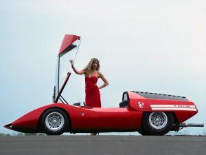 Pininfarina Fiat Abarth 2000 Scorpio Concept Car