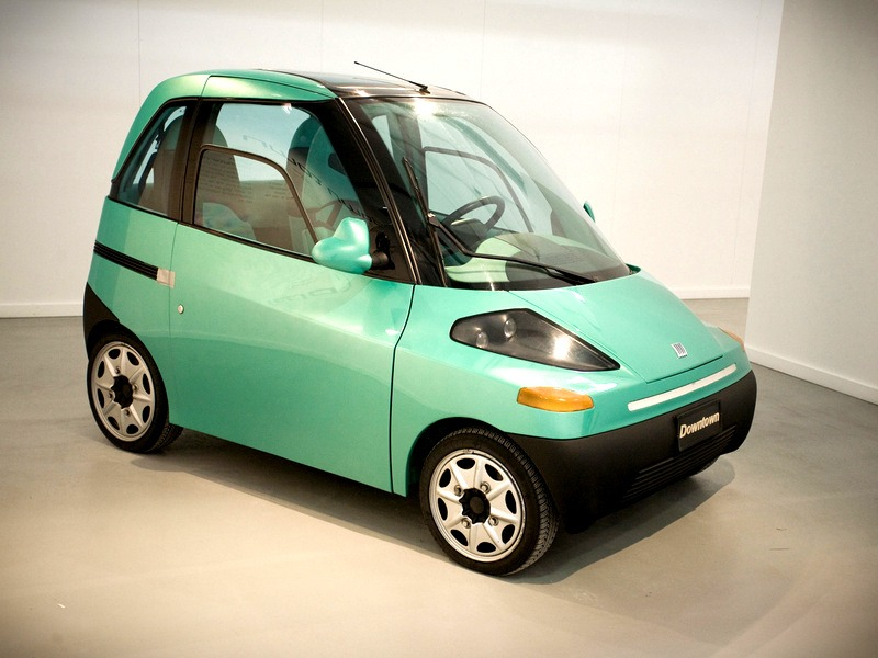 Fiat Downtown Concept (1993)