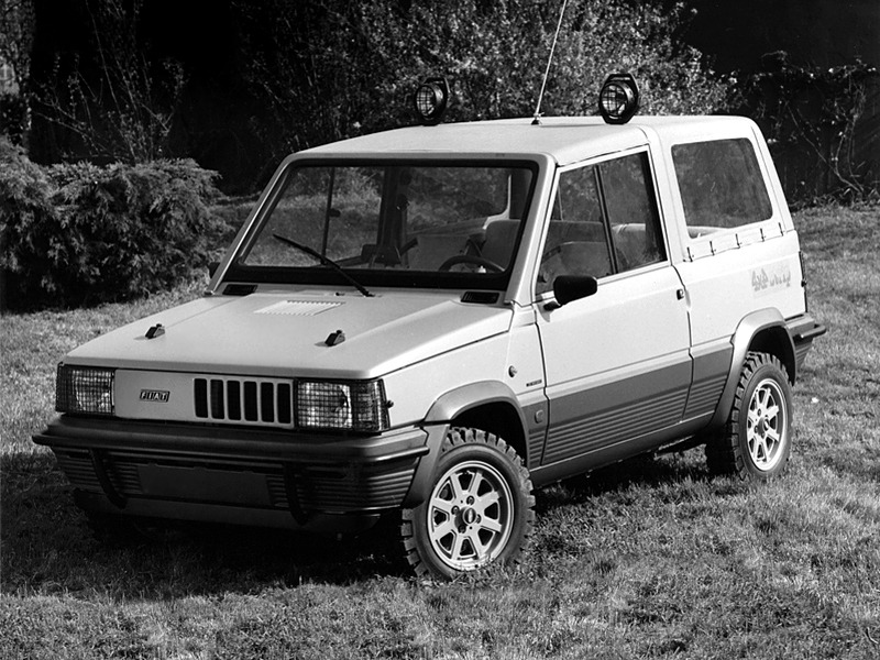fiat panda on pinterest 4x4 pandas and brochures. Black Bedroom Furniture Sets. Home Design Ideas