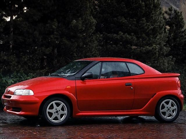 Fiat Punto Racer (176) (1994)