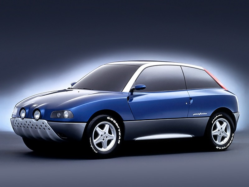 Fiat Spunto Concept (176) (1994)