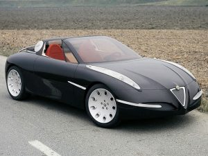 fioravanti alfa romeo vola concept 4 300x225 Alfa Romeo Vola Fioravanti (2001)