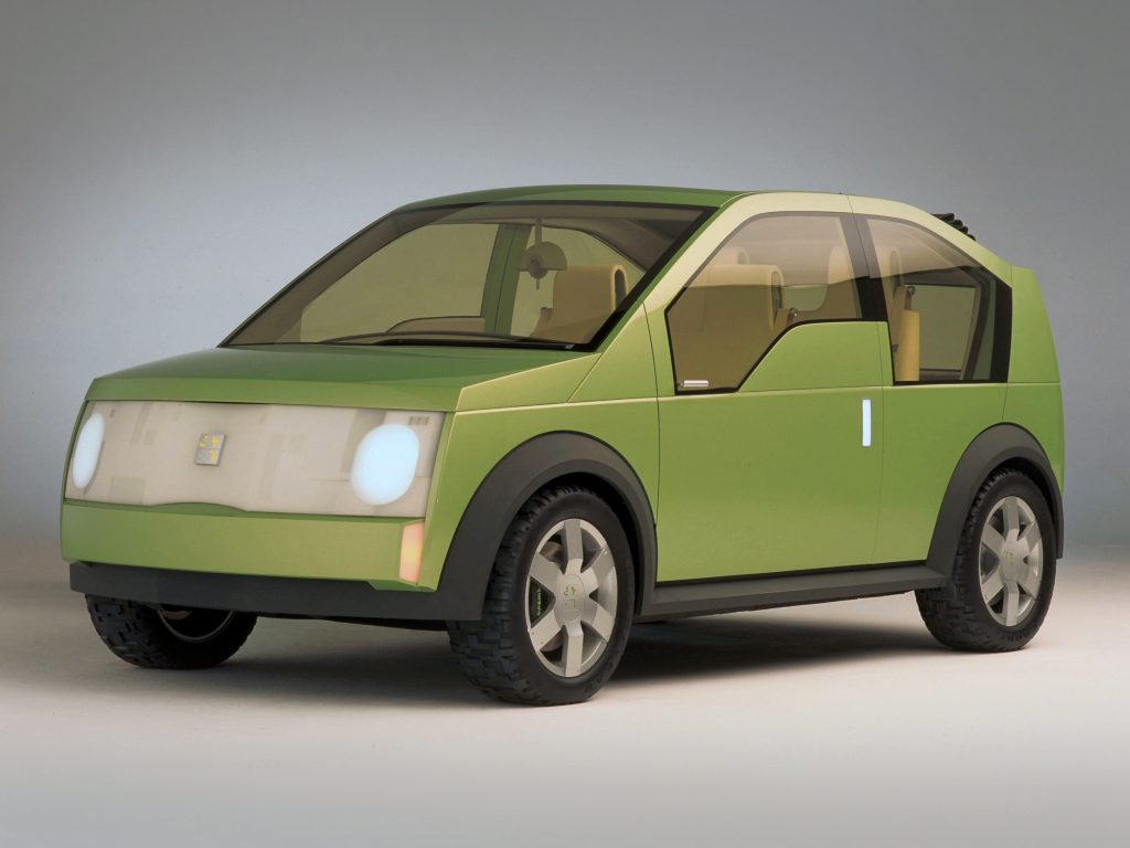 Ford 24-7 Coupe Concept (2000)
