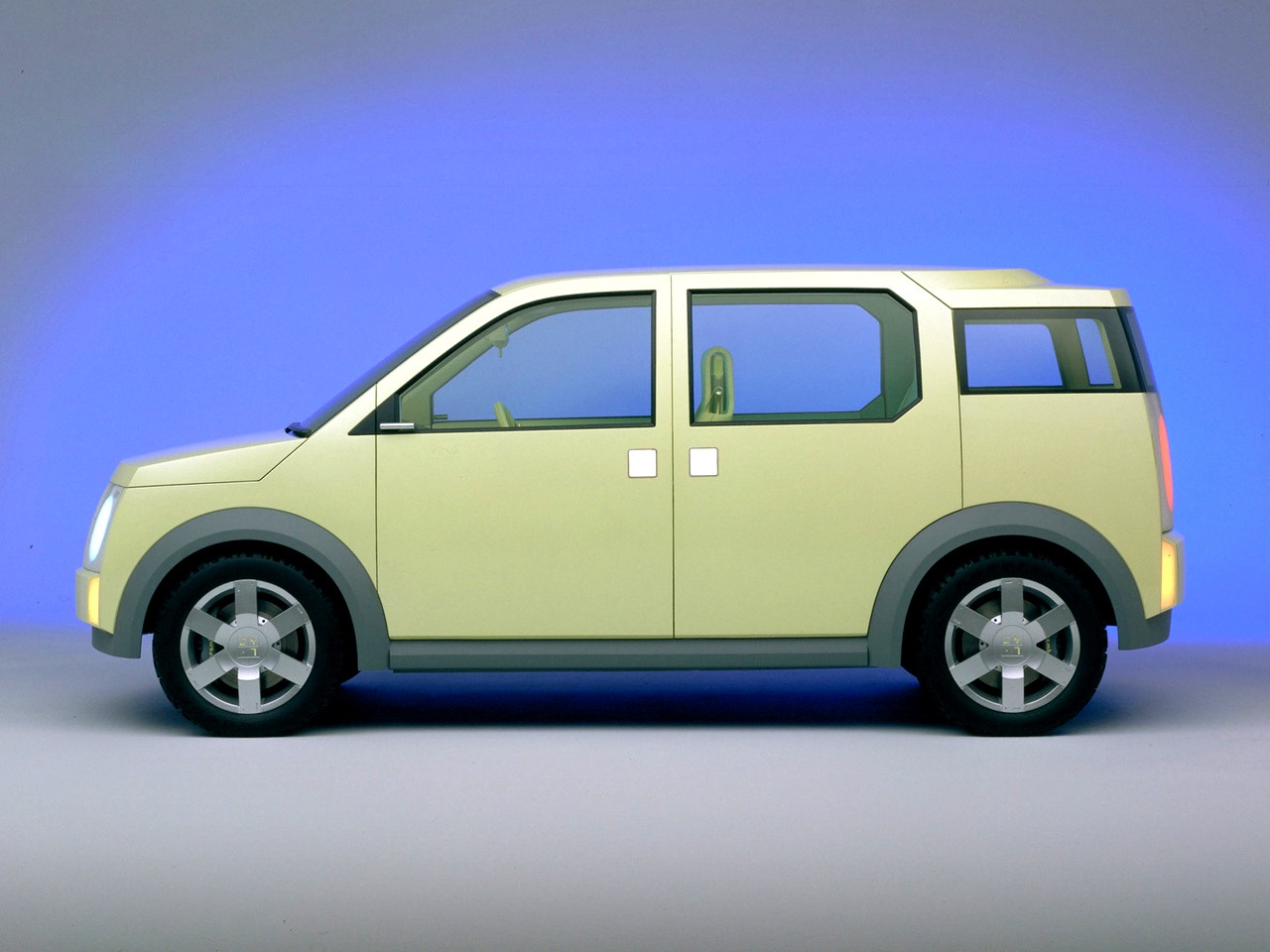 Ford 24-7 Wagon Concept (2000) – Old Concept Cars