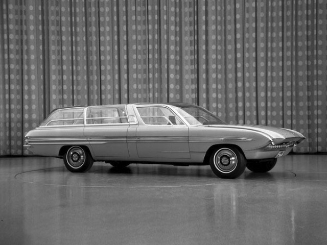 ford aurora concept car (1964) – old concept cars