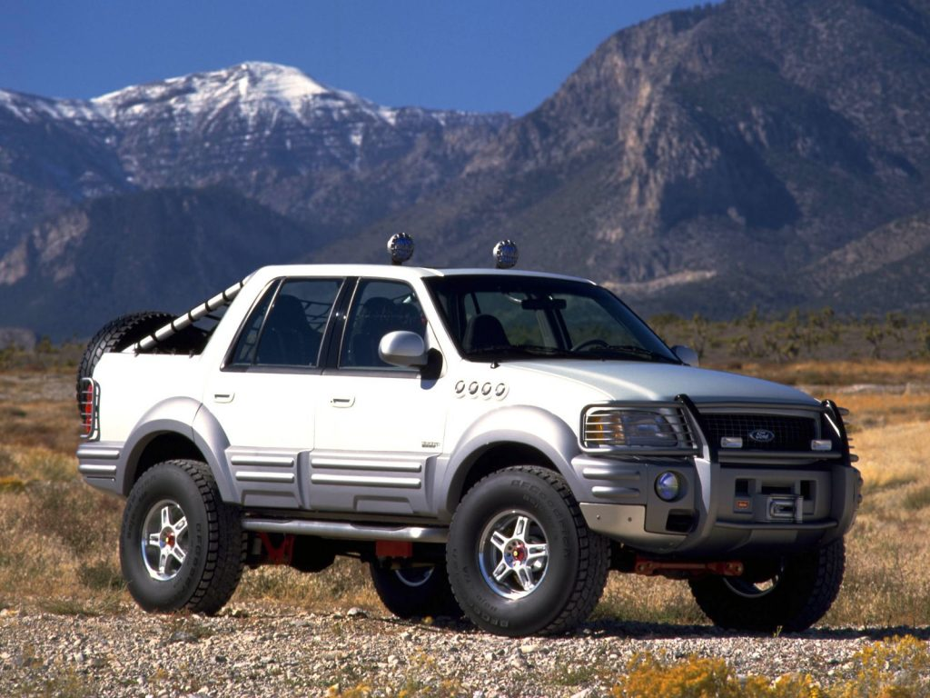 Ford Expedition Himalaya Concept (1999)
