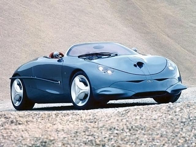 Ford Focus Concept (1992)
