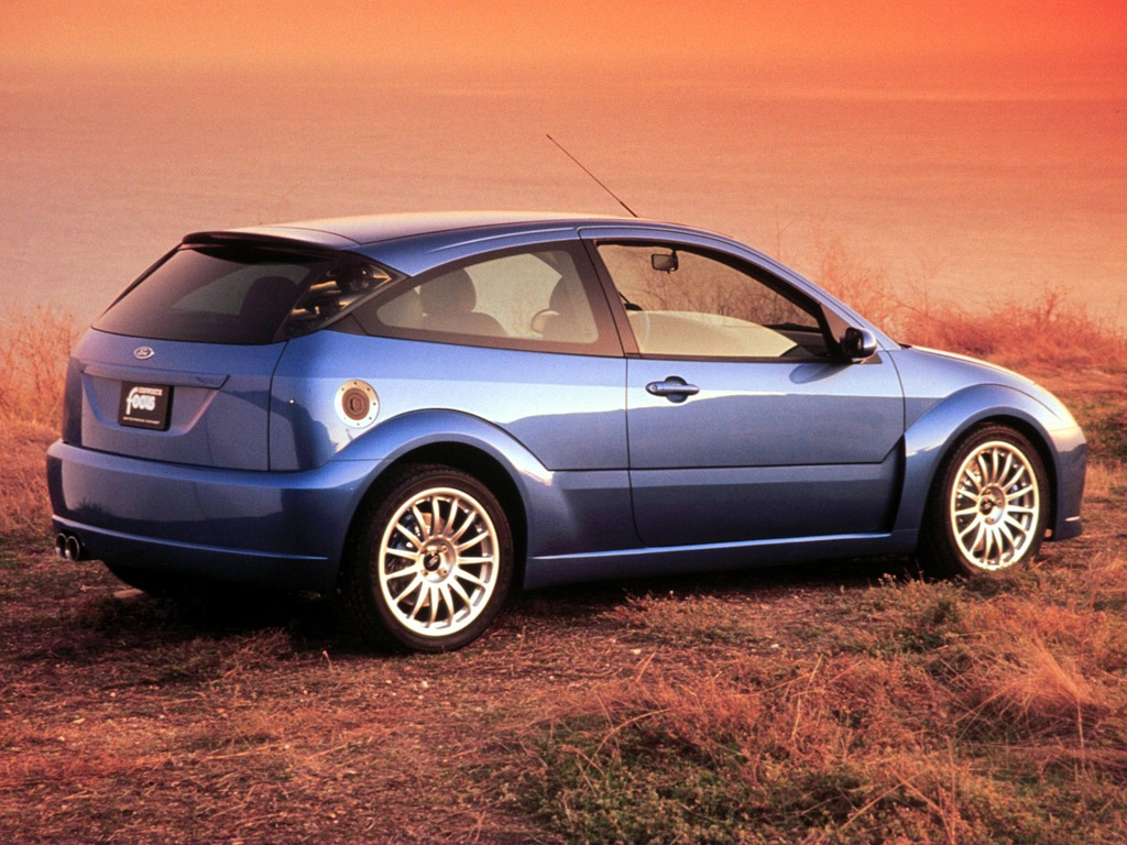 Ford Focus Cosworth Concept (1999)