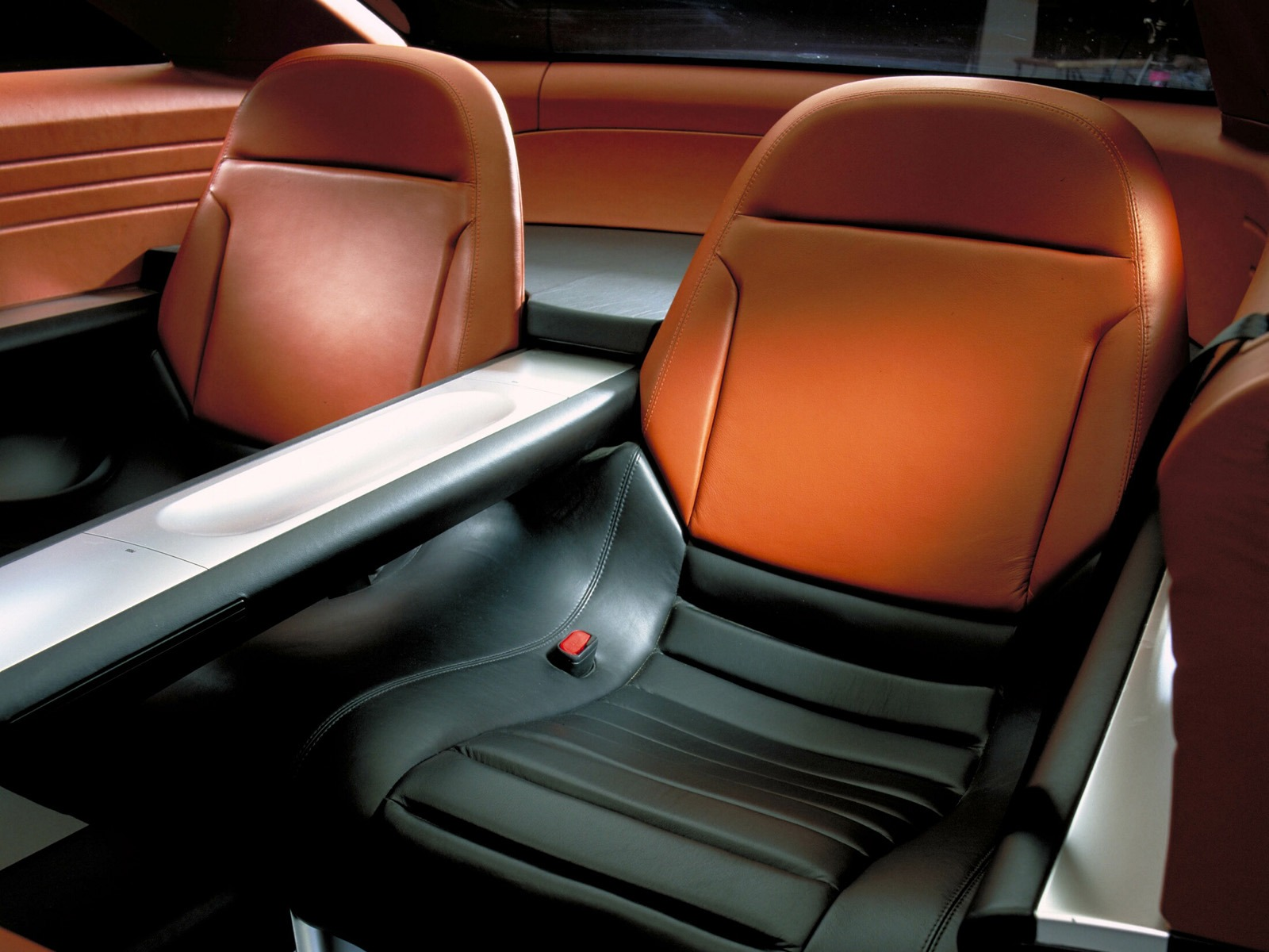Volvo Near Me >> Ford Forty-Nine Concept (2001) - Old Concept Cars
