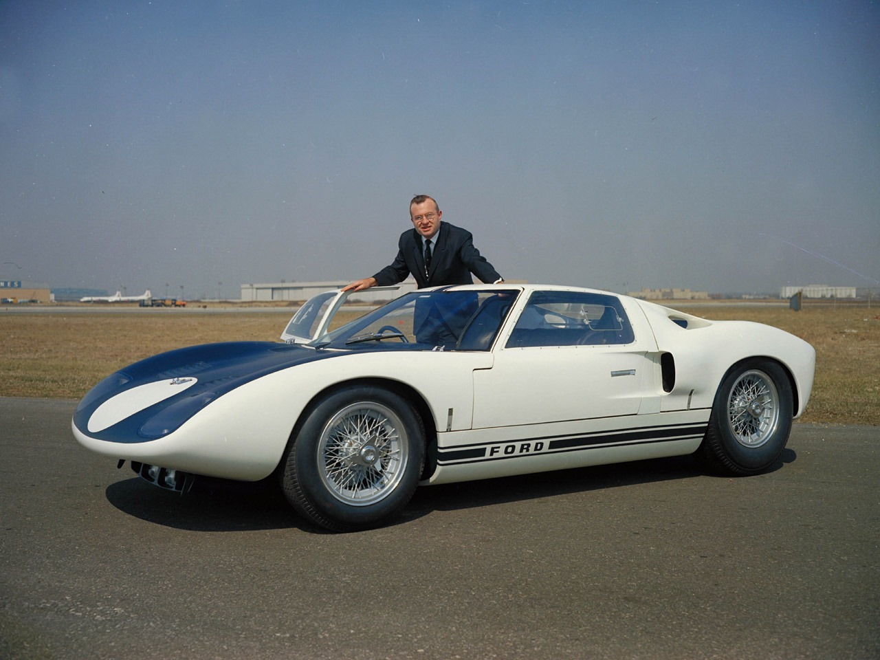 Ford Gt40 Concept 1964 Old Concept Cars