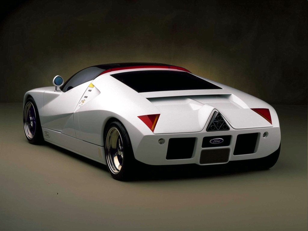 Ford GT90 Concept (1995) - Old Concept Cars