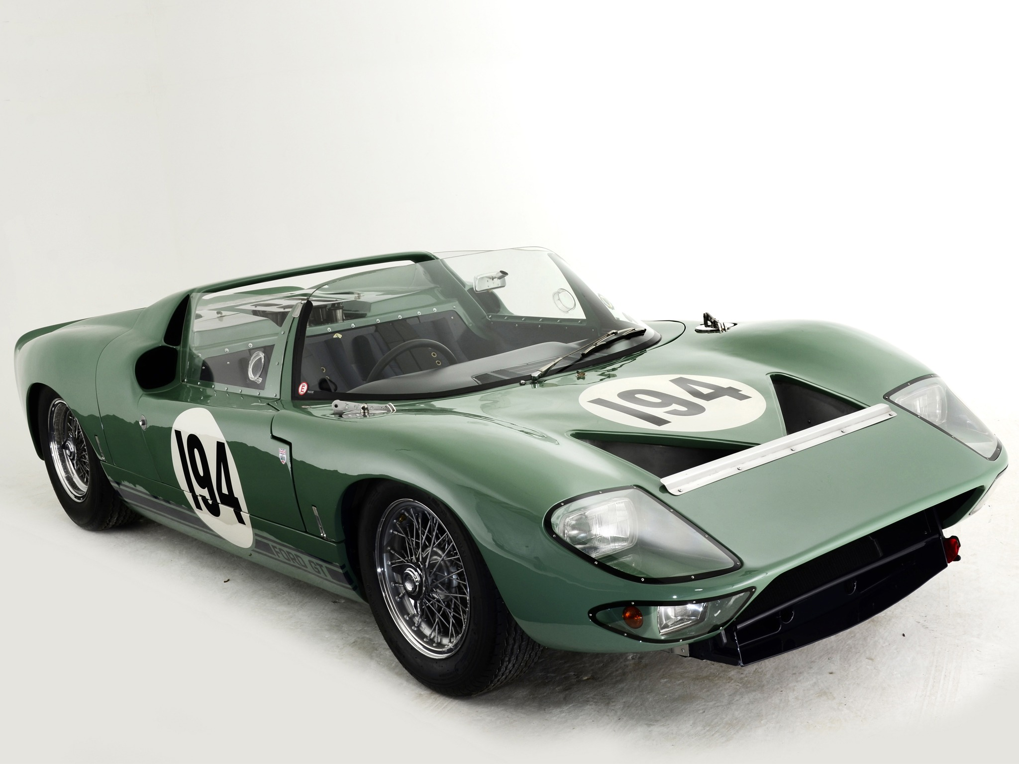 Ford Gt Roadster Prototype 1965 Old Concept Cars