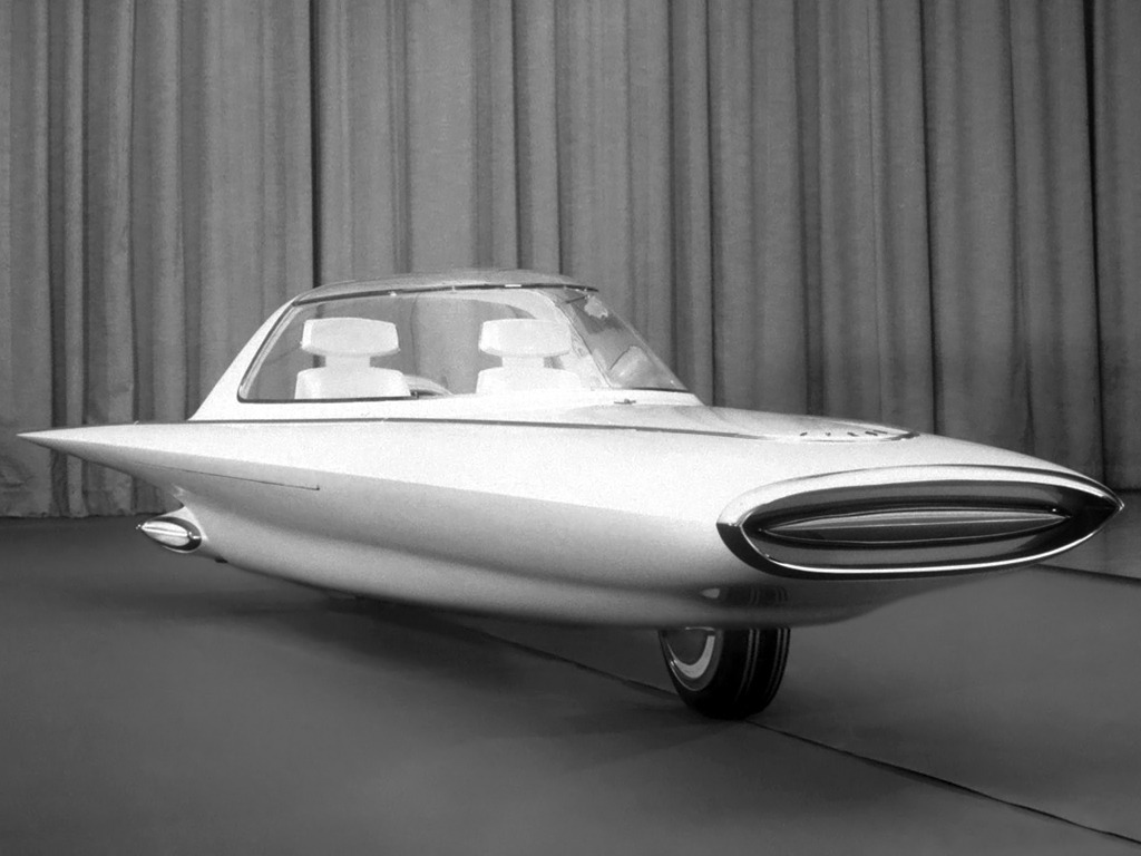Ford Gyron Concept Car 1961