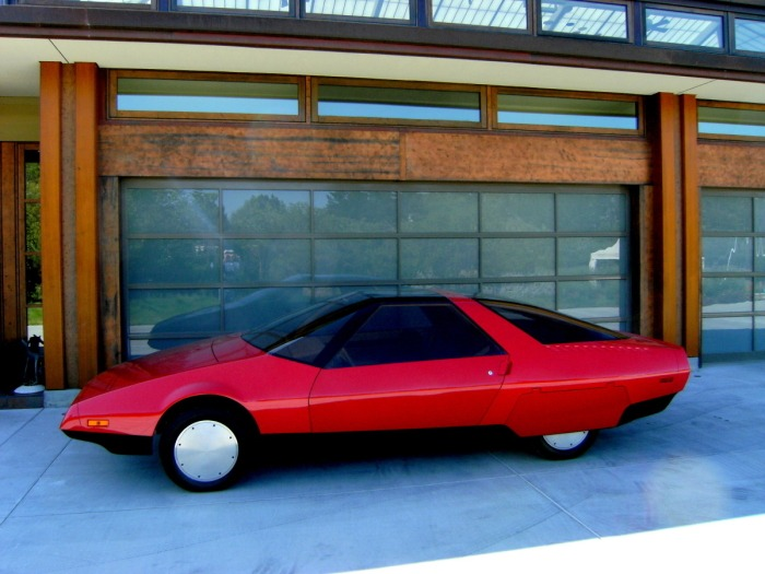 Ford Probe I 1979 Old Concept Cars