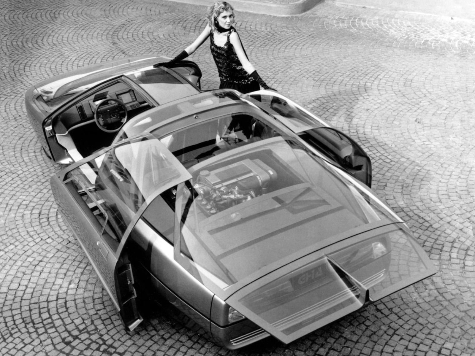 Ford Probe V Concept 1985 Old Concept Cars