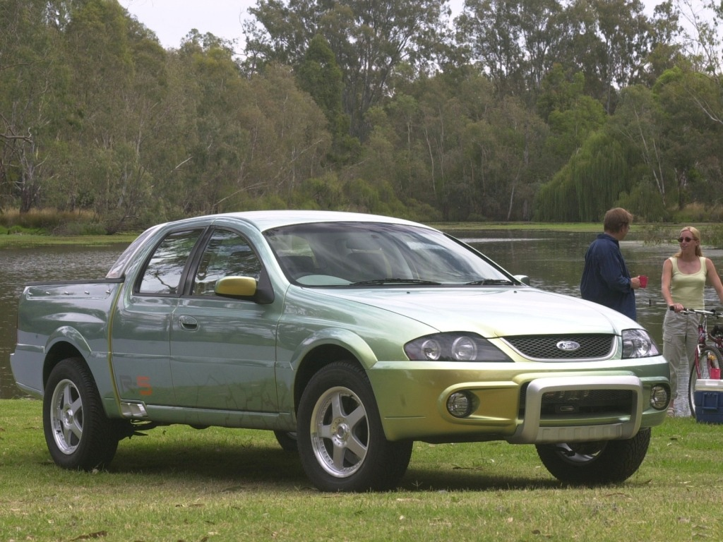 Ford R5 Concept (2001)