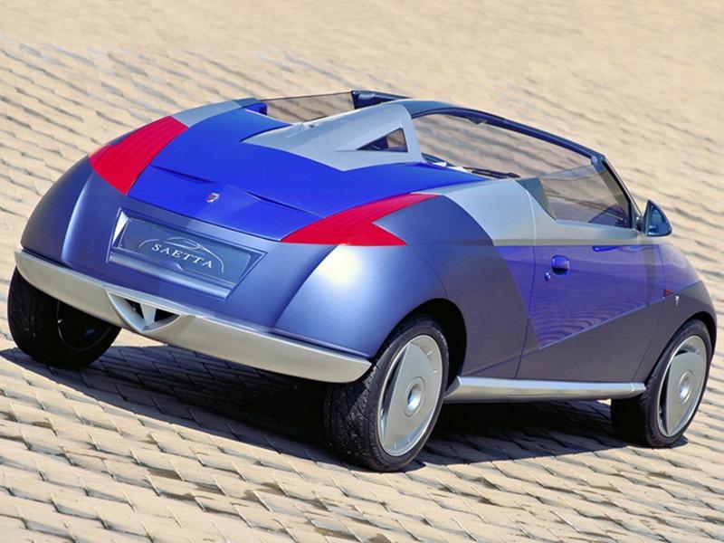 Ford Saetta Concept (1996)