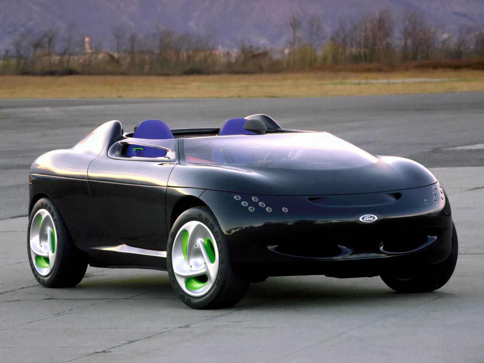 Ford Zig Concept (1990) – Old Concept Cars