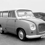 FSO Syrena Mikrobus Prototype (1960)