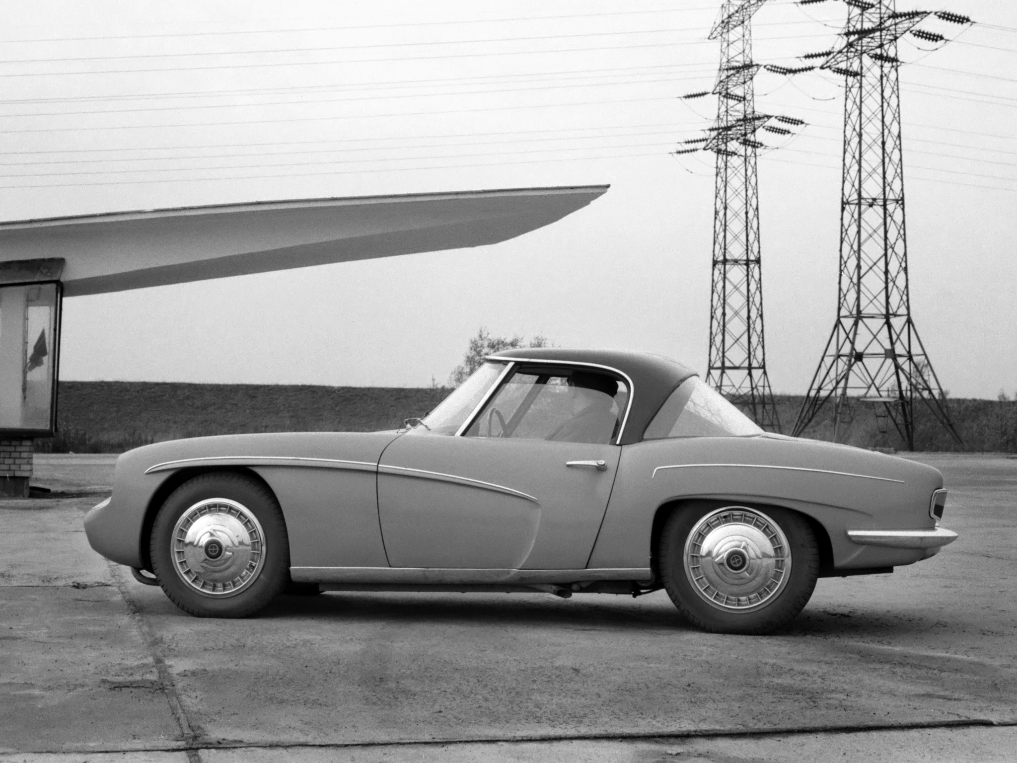 Fso Syrena Sport Prototype 1960 Old Concept Cars